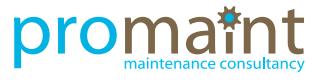 Promaint logo